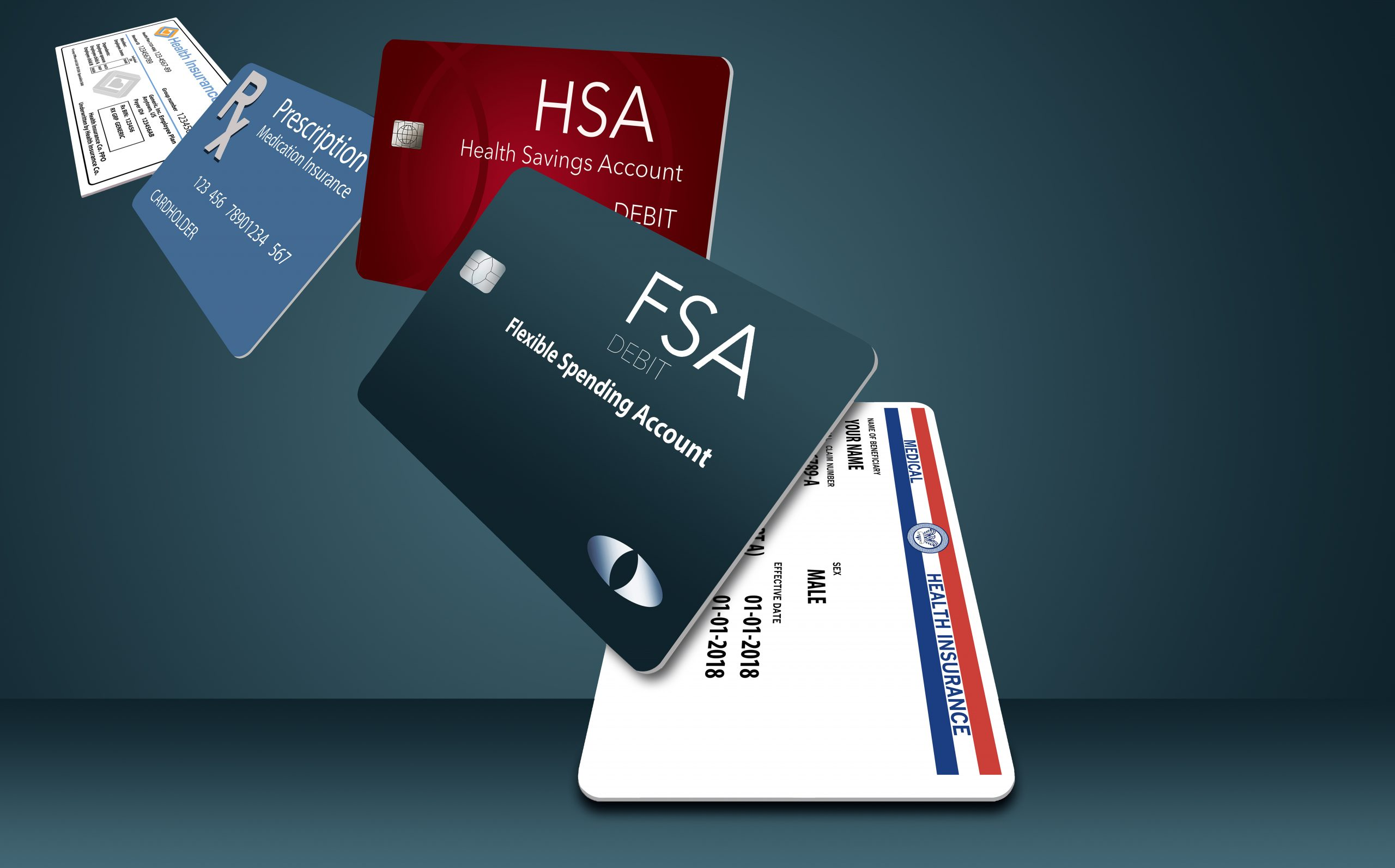 HSA credit cards